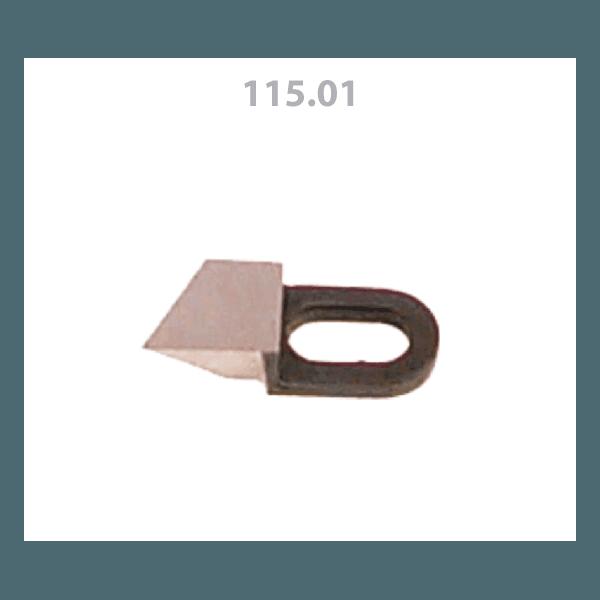 Riscador para Respigadeira Raimann em Aço Lado Esquerdo (115.01)