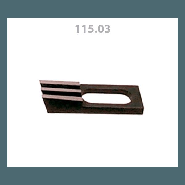 Riscador para Respigadeira Invicta em Aço (115.03)