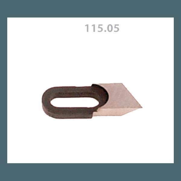 Riscador para Respigadeira Invicta em Aço Lado Esquerdo (115.05)