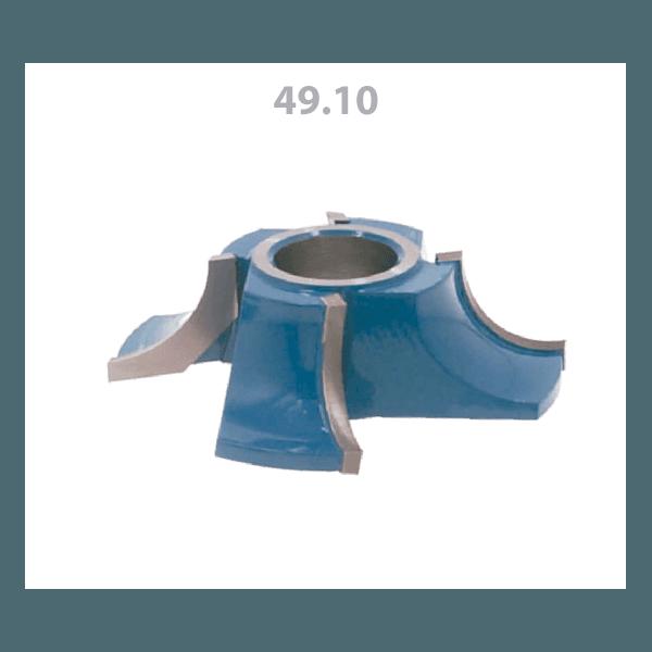 Fresa Para Post-Forming 100mm X 20mm 4 Asas Em Wídea Fepam (49.15)