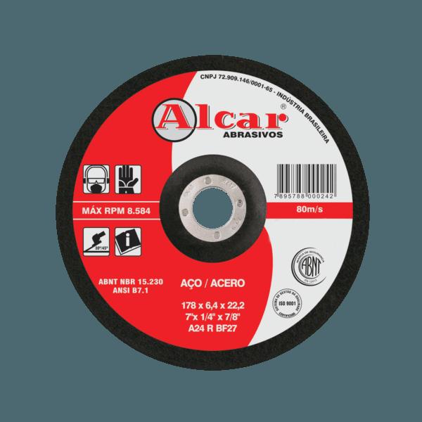 Disco de Desbaste PHF-96 9