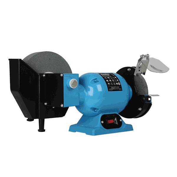 Motoesmeril / Afiador de bancada com cubeta de água 350W G1686/BR