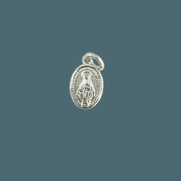 Medalha Milagrosa Prateada Pequena