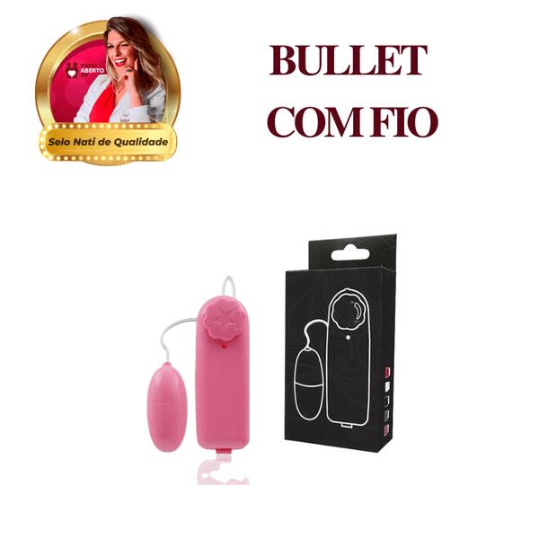 Bullet Com Fio