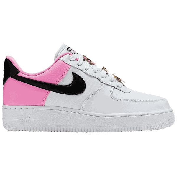 Tênis Nike Air Force 1 Low Se Basketball Pink