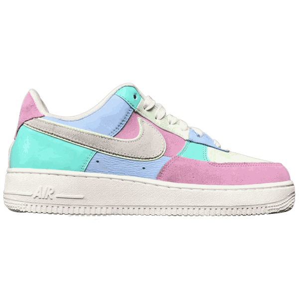 Tênis Nike Air Force 1 Easter Egg