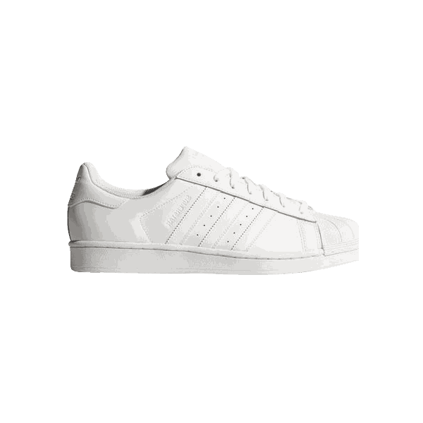 Tênis Adidas Superstar All White
