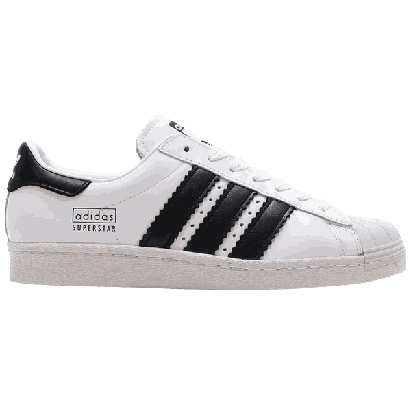 Tênis Adidas Superstar White/ Black