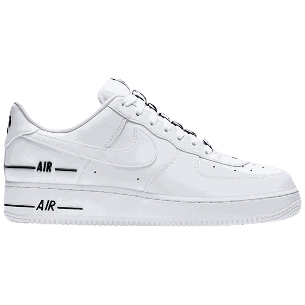 Tênis Nike Air Force 1 Low '07 Lv8 Double Air
