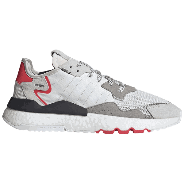 Tênis Nite Jogger White Shock Red