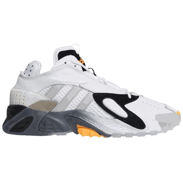 Tênis Adidas Streetball Flash White Orange