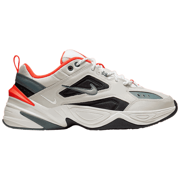 Tênis Nike M2k Tekno Light Bone Silver Metalic