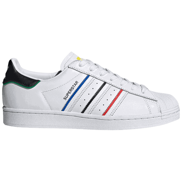 Tênis Adidas Superstar Olympic Pack