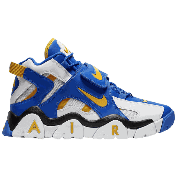 Tênis Nike Air Barrage Mid Racer Blue