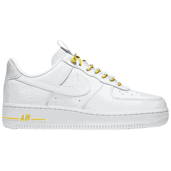 Tênis Nike Air Force 1 '07 Lux White Reflective