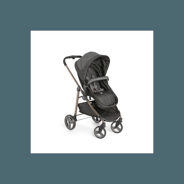 Carrinho de Bebê Olympus Galzerano - Black
