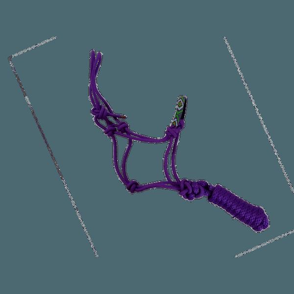 Cabresto de corda com cabo e miçangas - Boots Horse - 03