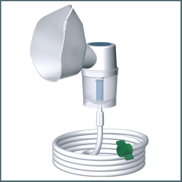 Micronebulizador Micropar Adulto Soniclear