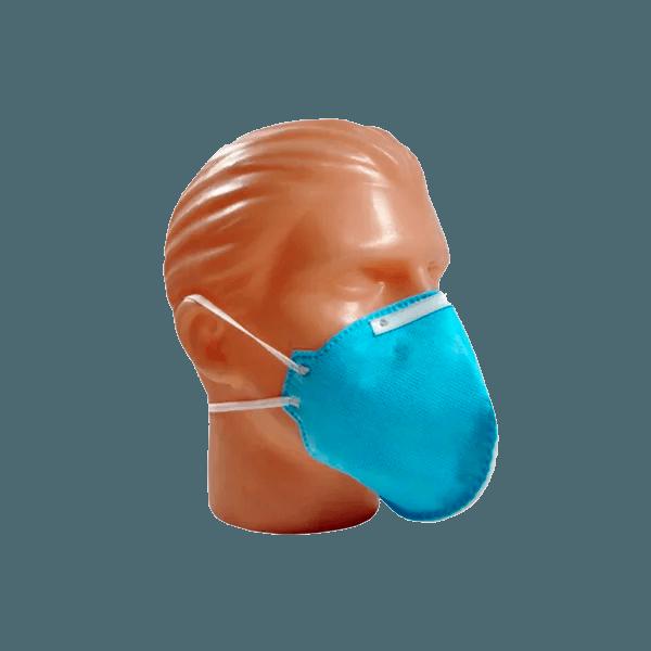 Máscara Pff2 S/ Válvula