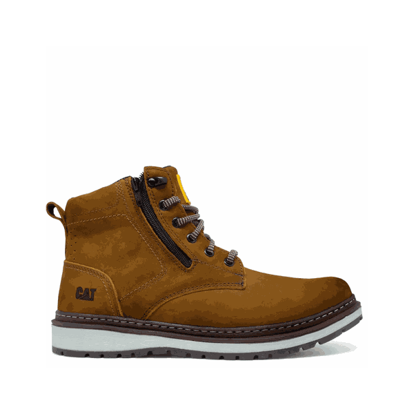 Bota Caterpillar Zip One Osso