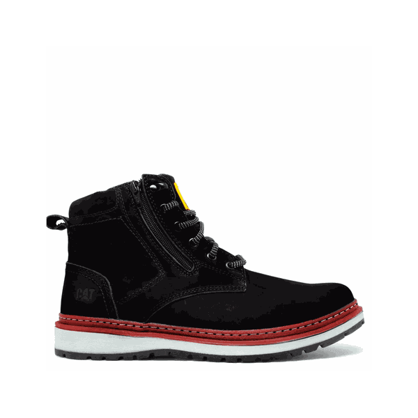 Bota Caterpillar Zip One Preta