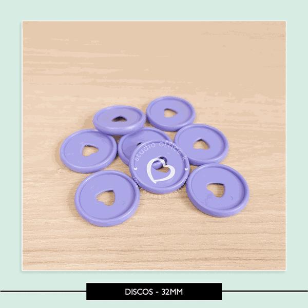 Kit Discos - 32 mm