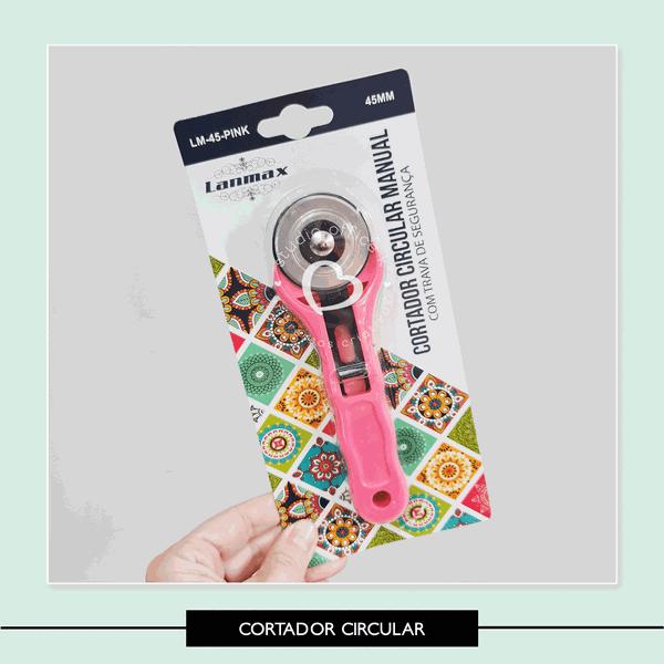Cortador Circular - PINK