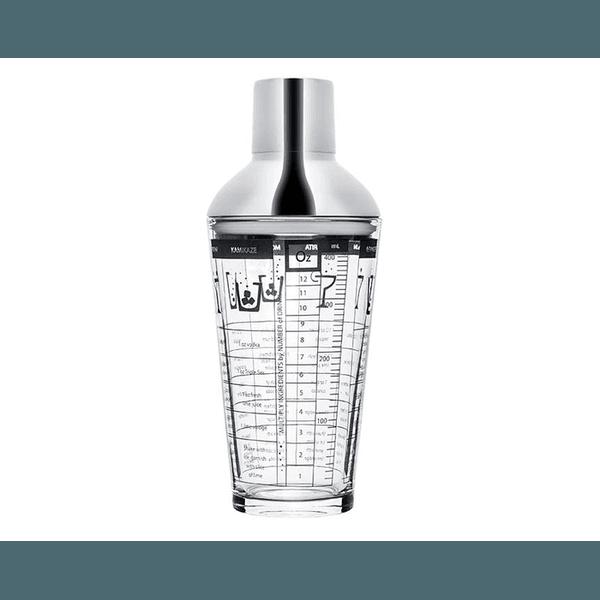Coqueteleira de Vidro 500 ml