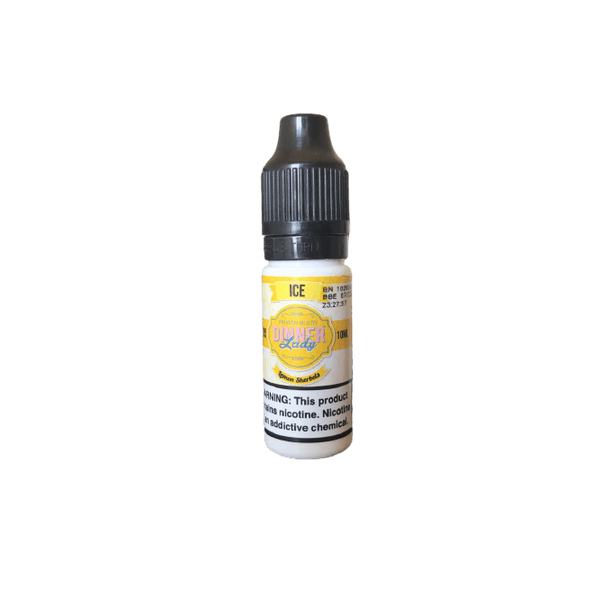DINNER LADY ICE LEMON SHERBETS 10ML 3MG