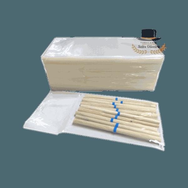 Envelope Plástico - Pacote com 1.000 - 6x15 para 10 Cigarros