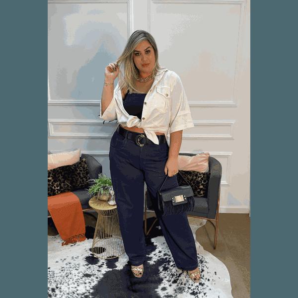 Calça Jeans Dafini