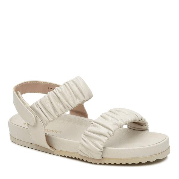 Sandália Papete Off White