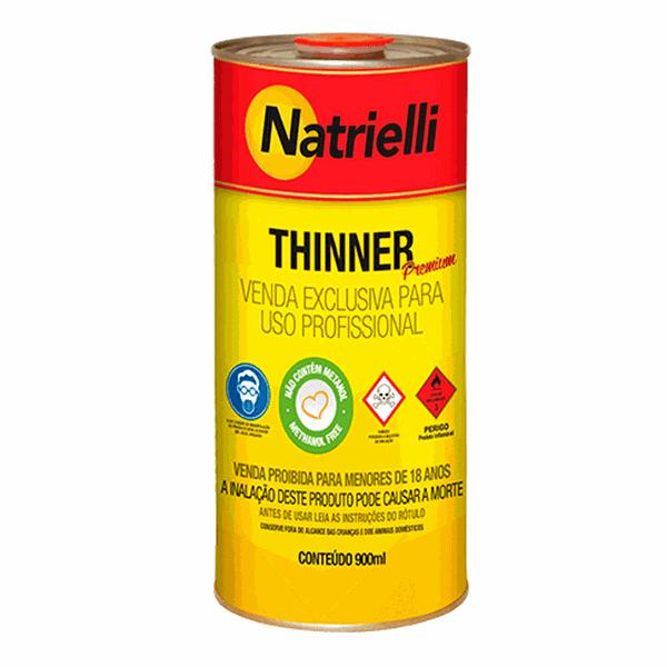 THINNER 8116 0,9L NATRIELLI