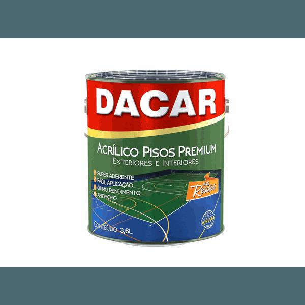 TINTA PARA PISO PREMIUM DACAR 3,6L