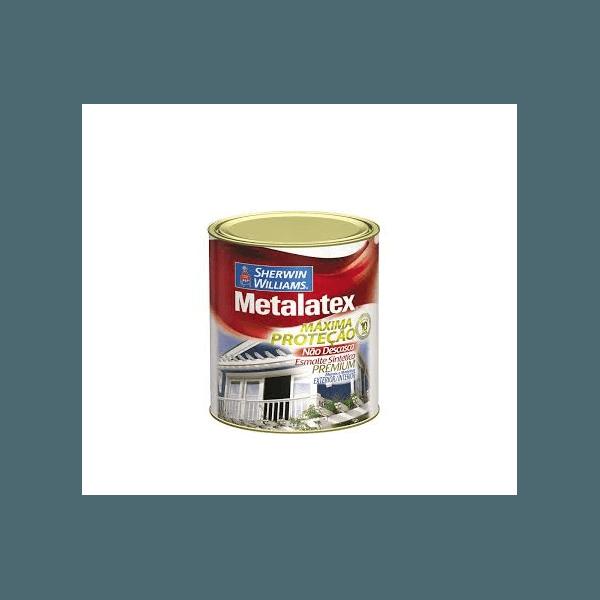 ESMALTE FOSCO METALATEX 0,9L