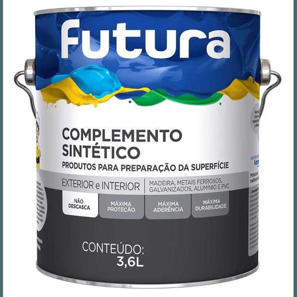 FUNDO GALVANIZADO 3,6L FUTURA