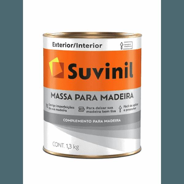 MASSA PARA MADEIRA SUVINIL 0,9L