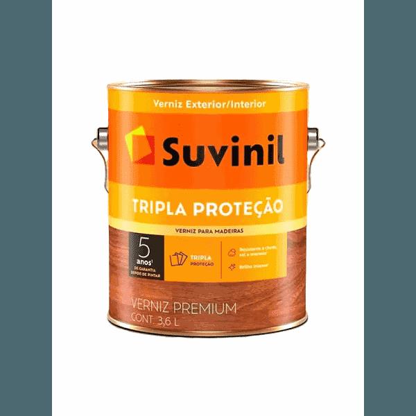 VERNIZ TRIPLA PROTEÇÃO FS BRILHANTE MOGNO SUVINIL 3,6L