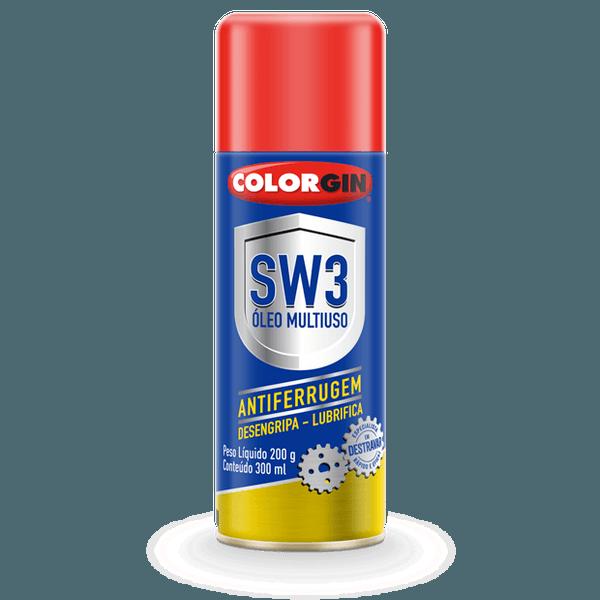 SW3 Spray Óleo Multiuso 300ml