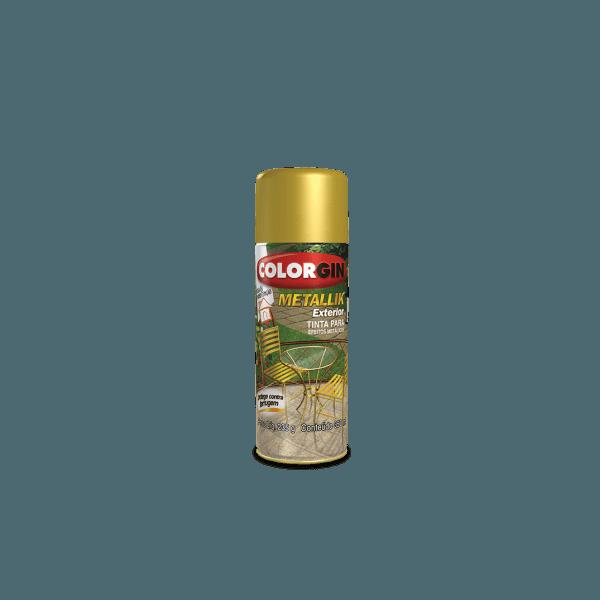 SPRAY METALLIK EXTERIOR COLORGIN