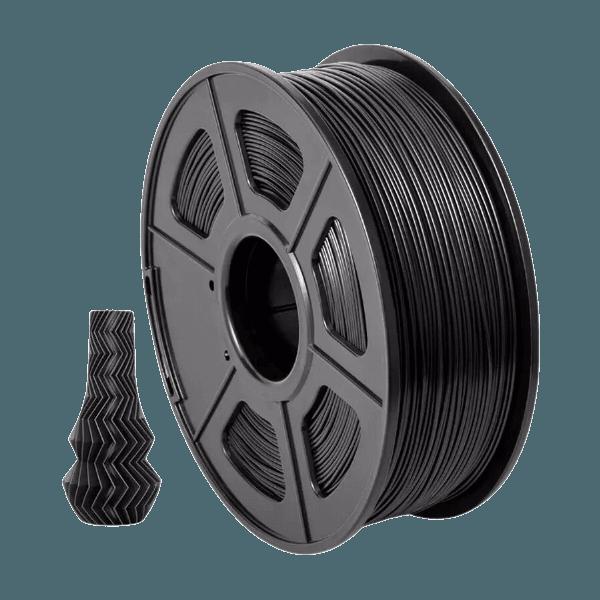 Filamento- ABS 1.75mm 1kg - Preto