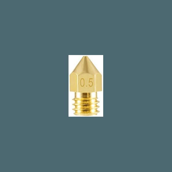 Bico para Extrusora MK8 - (0,5mm)