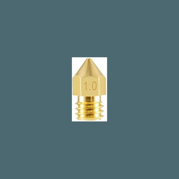 Bico para Extrusora MK8 - (1,0mm)