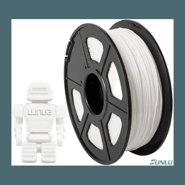 Filamento PLA+ 1.75mm 1kg - Branco