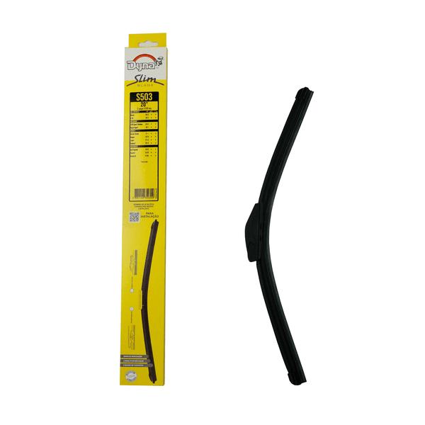 Palheta Limpador Parabrisa Slim Blade 20/20 Polegadas Dyna-S503 (Confira Compabilitidade nos Detlahes do Produto)