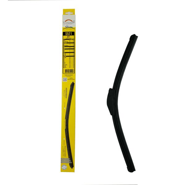 Palheta Limpador Parabrisa Slim Blade 21 Polegadas Dyna-S521 (Confira Compatibilidade nos Detalhes do Produto)