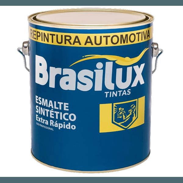 ESMALTE BRASILUX CINZA RAL 7024 GL