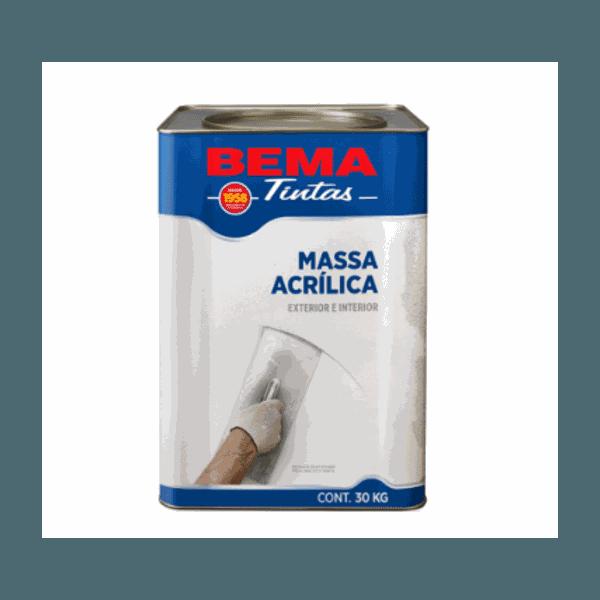 MASSA ACRILICA BEMA 18 LTS
