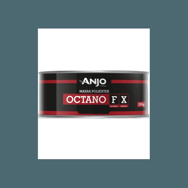 MASSA POLIESTER OCTANO FX 900GRS ANJO