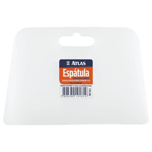 ESPATULA PLASTICA 13 CM ATLAS